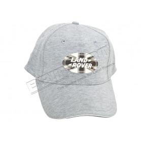 Union flag baseball cap grey