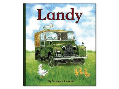 Landy hardback book