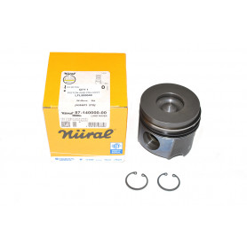 Piston and pin assy