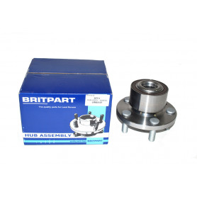 Front hub and bearing for freelander 2