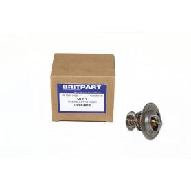 Thermostat en metal sur moteur