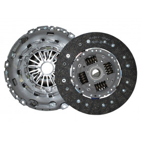 Kit clutch plate and cover freelander 2
