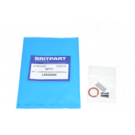 Valve repair kit for air compressor discovery 3
