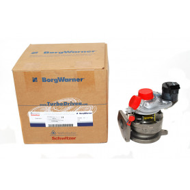 turbo compresseur Range L322