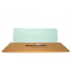 Windscreen laminated green visor