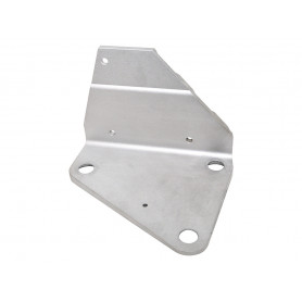 Air suspension compressor bracket