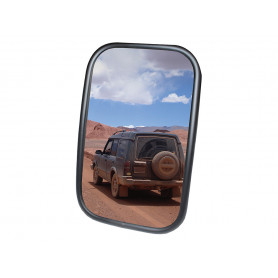 Head mirror mirror and defender