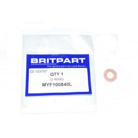 Joint torique injecteur bas