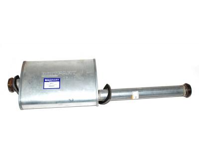 Silencieux centrale modele 110 2.5diesel ,2 1/4 essence et 3.5v8 annee 1983 a 1986