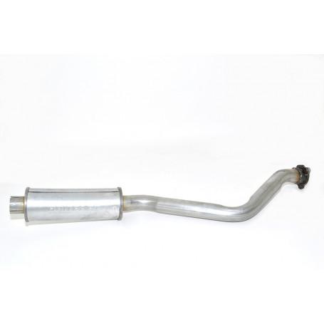 Silencieux intermediaire modele 90 moteurs v8,2.5 essence et 2.5diesel de 1986 a 1987