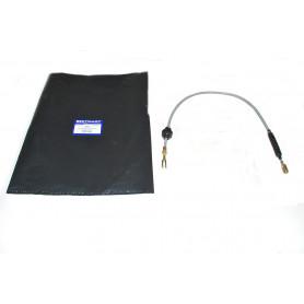 Cable accelerateur Range Rover 2.4 vm