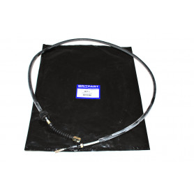 Accelerator cable, 2.5 diesel, late lhd models suitable only for 2.5 diesel, lhd models from vin 267365 onwards.