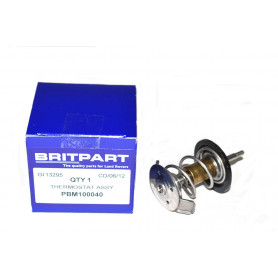 Thermostat assy