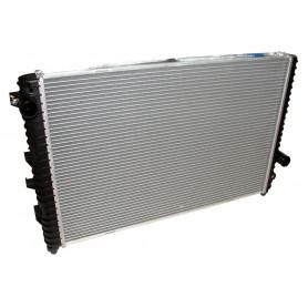 Radiator v8 engine