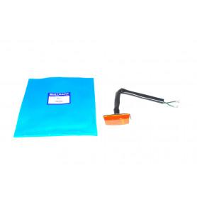Side repeater lamp orange plug to defender