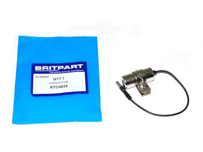 Condensateur d'allumage ducellier defender 2.25 essence