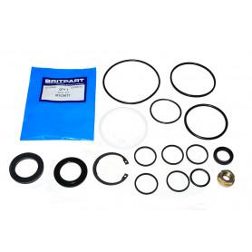 Seal kit steering case 6 bolt defender