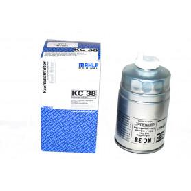 Block heater filter for diesel tdi