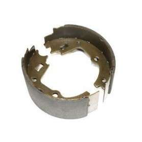 Hand brake shoes set range rover classic 4 speed manual gearbox