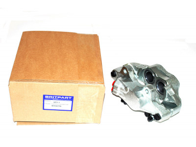 Caliper right front ventilated disc