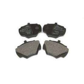 Rear brake pads rover crover classic