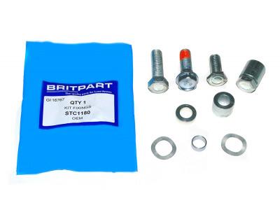 Kit-fixation de ceinture de sécurité avant defender
