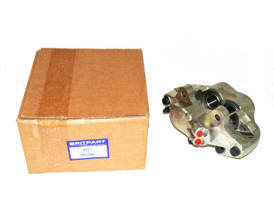 Caliper front left no ventilated disc for discvoery since 1993 up to 1994