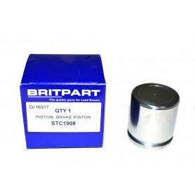 Piston rear brake caliper