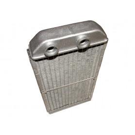 Radiator heating