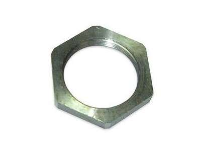 Nut for stub axle