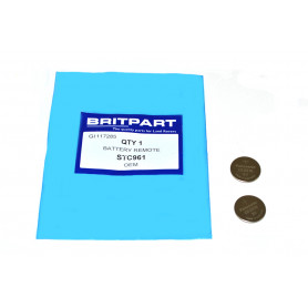 Battery for remote control