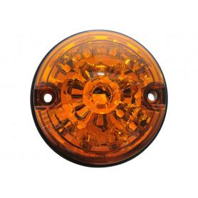 Front amber indicator led 12v defender