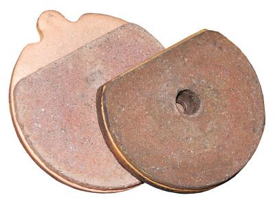 Plaquettes de remplacement pour kit de conversion de frein a main