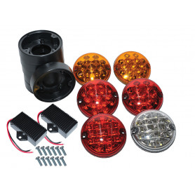 Led light upgrade kit