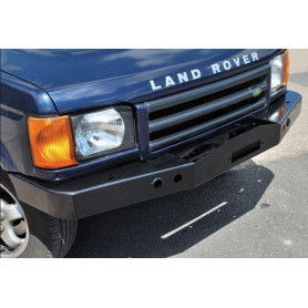 Winch bumper front