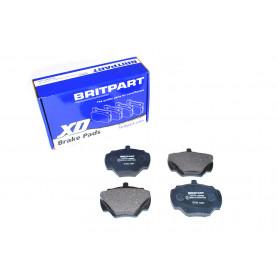 Brake pads ar - mintex - disco1
