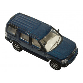 Die-cast 1:76 scale model discovery 3 cairms blue