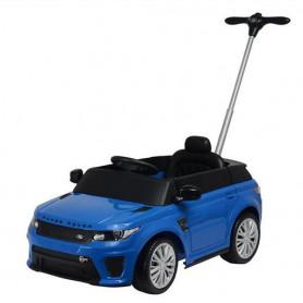 Range Rover Sport SVR electrique enfant bleu