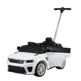 Range Rover Sport SVR electrique enfant blanc