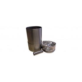 Chemise piston pour un cylindre