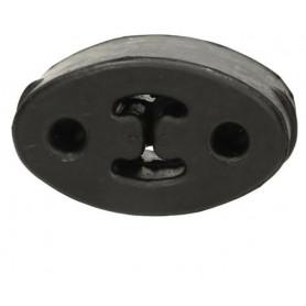 Insulator rubber rear silencer freelander 2
