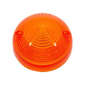 Indicator lamp lens