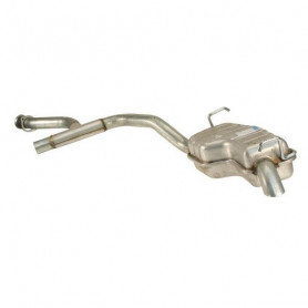 Exhaust-tailpipe assy