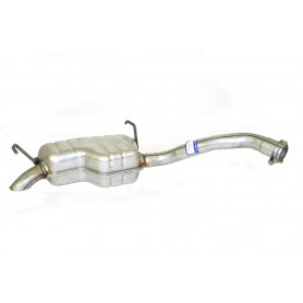 Exhaust- tailpipe assy