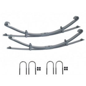 3 leaf parabolic spring rear kit pair series - swb