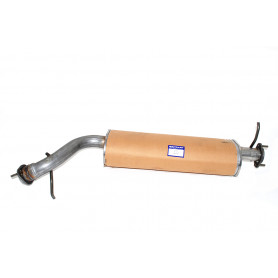 Exhaust silencer