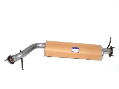 Silencieux intermediaire range rover p38 2.5 bmw diesel