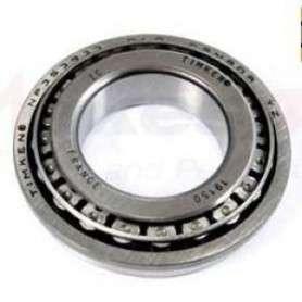 Ar bearing main shaft