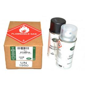 peinture bombe aerosol Discovery 2, 3, Freelander 1 et Range L322, P38, Sport