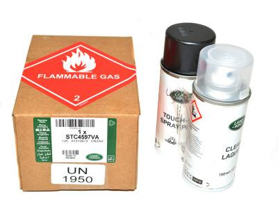 peinture bombe aerosol Gris Bonatti métallisée